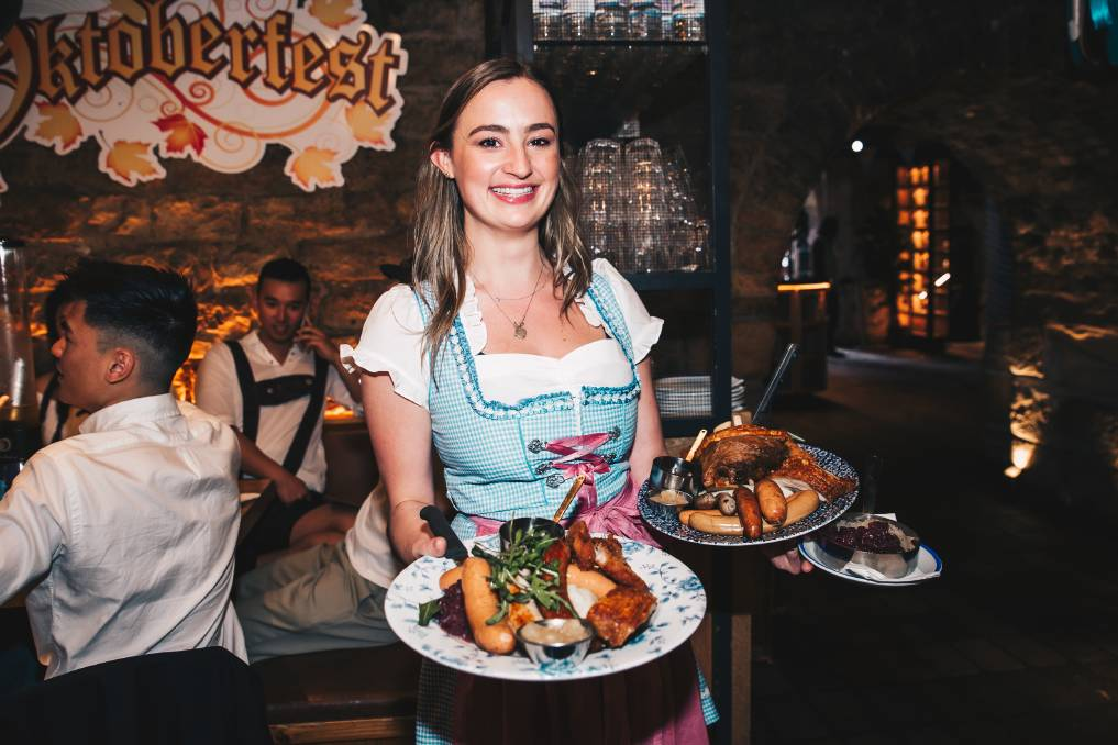Get your German on with 'Oktoberfest' days at the Bavarian starting next month