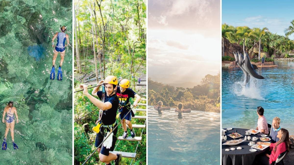 The borders are opening - start planning your Queensland adventure. Pictures: Supplied