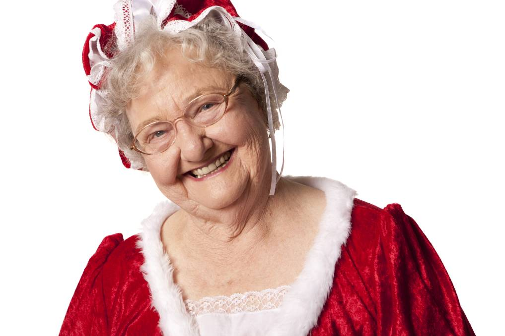 From the desk of Mrs Claus: Mrs Claus opens her heart to tell the children of the world how she feels about them this Christmas.