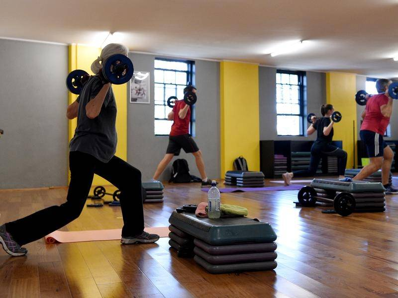 Up to 50 people will be allowed to attend gym classes as part of eased NSW virus restrictions.
