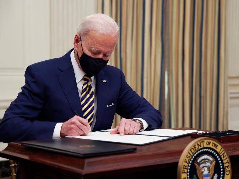 US President Joe Biden will reportedly reverse the ban on transgender people serving in the military